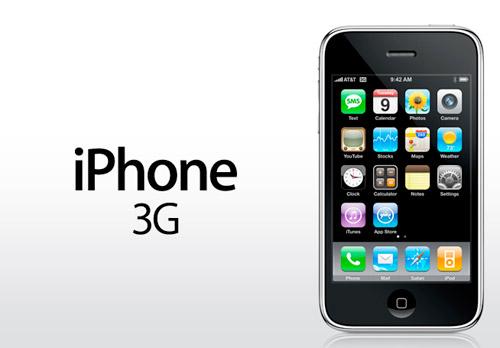 3G iPhone.