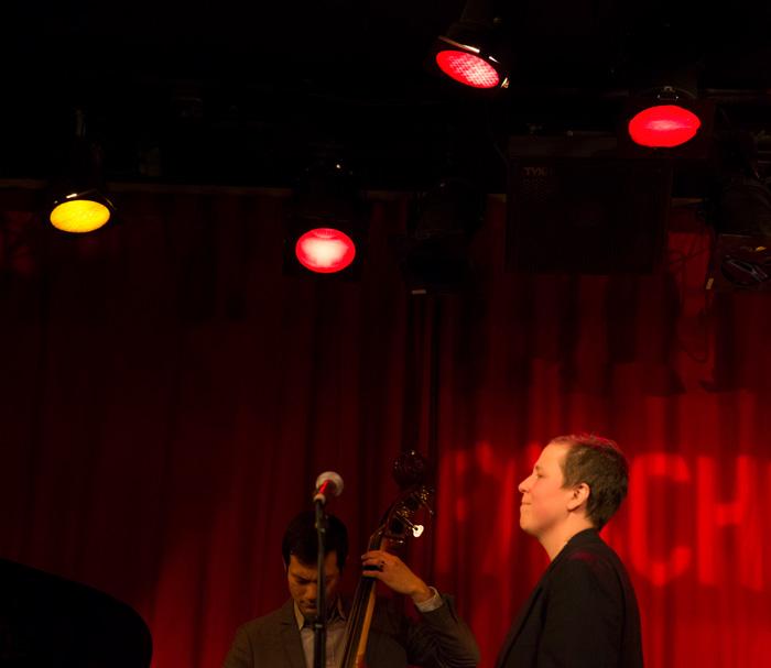 Nina Ramsby & Ludvig Berghe Trio