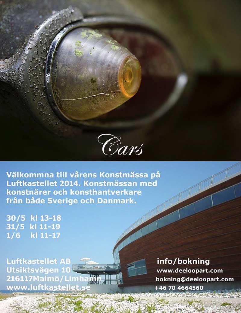 Cars-Konstmassan-Luftkastellet