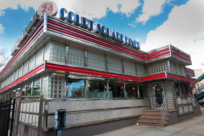 court square diner