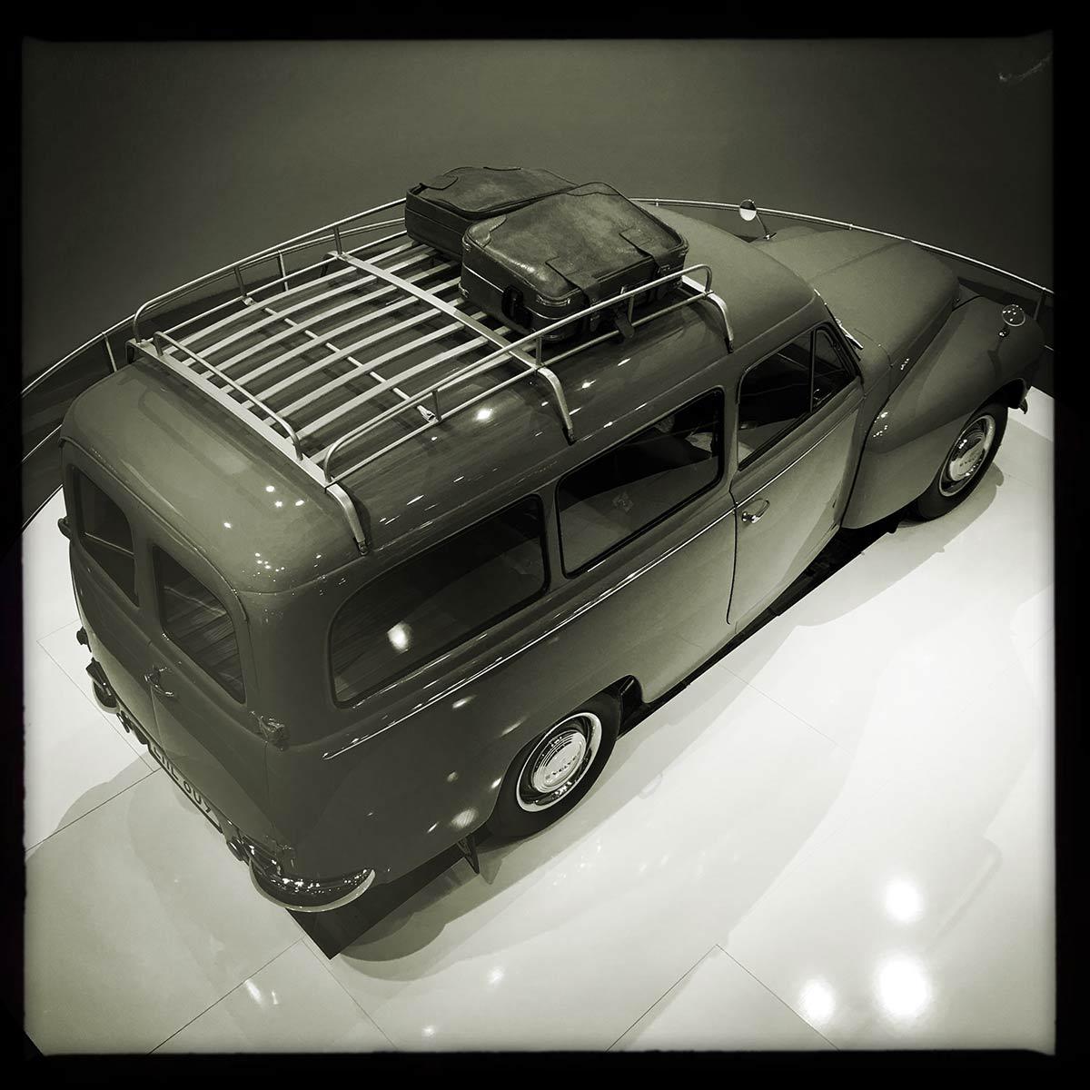 Volvo Duet